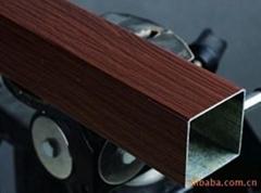 氟碳木纹建筑装饰铝合金型材