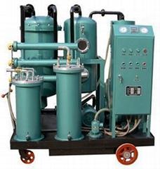 透平油快速脫水濾油機