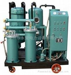 聚結脫水濾油機