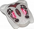 infrared vibration foot massager