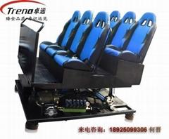 4D/5D影院動感座椅