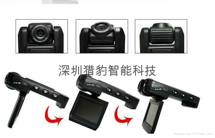 1080P Car Camera DVR car black boxes K2000 wholesale 3