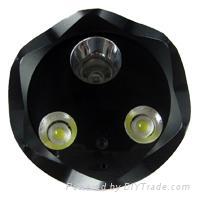 高清強光手電筒攝像機 3