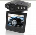 720p night vison car dvr camera with
