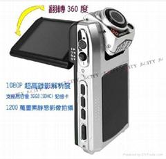 1920*1080p Full HD Car dvr camera F900LHD