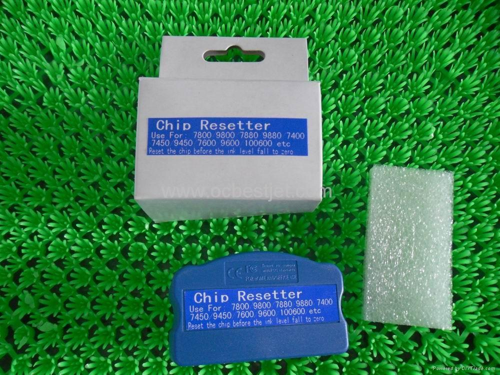 chip resetter for epson 7600/9600 printer