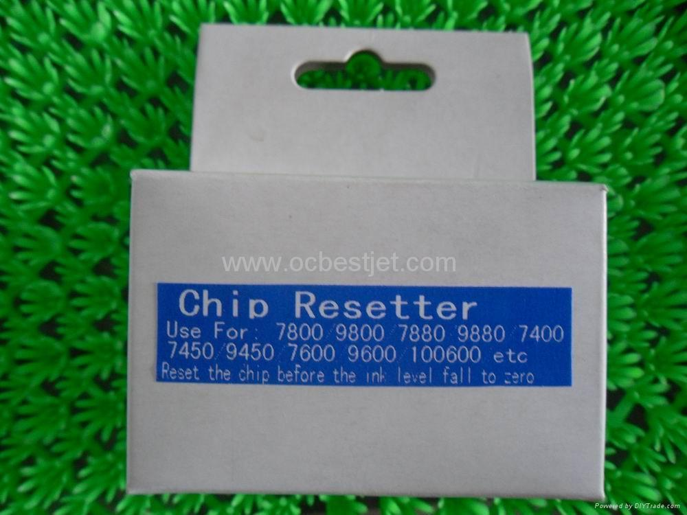 chip resetter for epson 7600/9600 printer 5