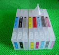 Epson 7800/9800 7880 9880 7450 9450 7400 9400 refillable inkjet cartridge