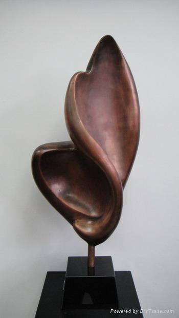 电镀雕塑 1