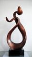 电镀雕塑 2