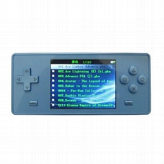 Multi functon colorful handheld game