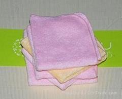 竹纤维不沾油洗碗巾-竹纤维高级美容巾