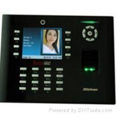 中控iClock660 多媒體指紋考勤機