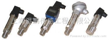 斯盧森S500鋼筒系列壓力變送器 1