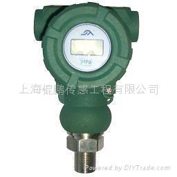 上海錕鵬2088擴散硅壓力變送器 1