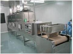 微波調味品料烘乾殺菌設備