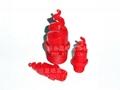 塑料螺旋噴嘴 1