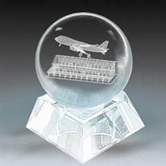 北京水晶纪念品