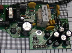 Printed circuit boards assembly for various power supplies 1