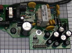 Printed circuit boards assembly for various power supplies