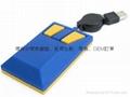 專業廠家硅胶鼠标環保矽膠鼠標時尚韓國潮流精品電腦配件