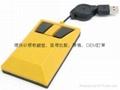 专业厂家硅胶鼠标环保矽胶鼠标时尚韩国潮流精品电脑配件 2