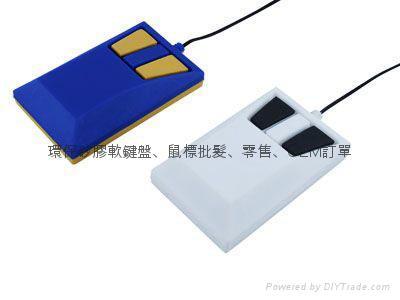 专业厂家硅胶鼠标环保矽胶鼠标时尚韩国潮流精品电脑配件 5