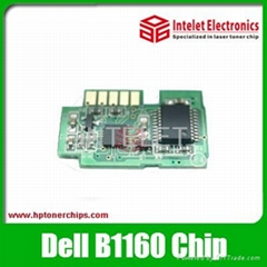 Dell B1160/1165 compatible toner chip laser printer