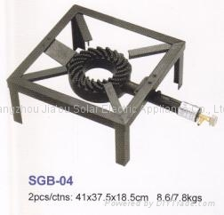 cast iron gas cooker 1