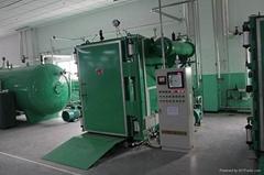 Cuboids Vacuum Yarn Conditioning Machine