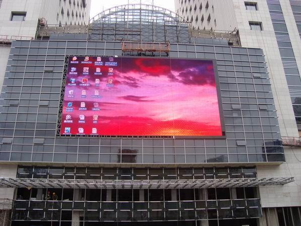 p16戶外LED電視牆 1