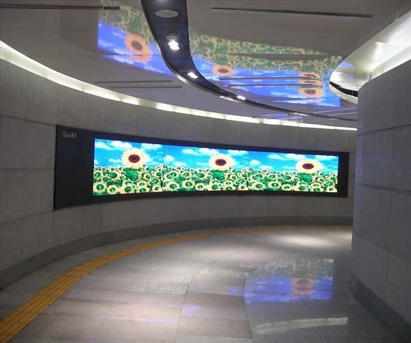 p10室內led顯示屏 2