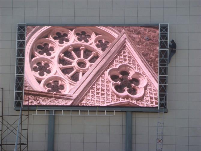 長治戶外LED電視牆 4