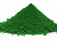 chromic oxide green