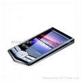 "4GB 1.8"" TFT Screen MP4 / MP3 Players (Black)"