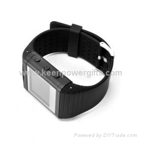 4GB 1.8 Inch Watch MP4/MP3 Player 2