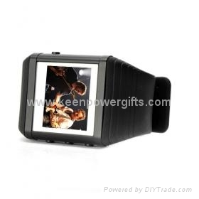 4GB 1.8 Inch Watch MP4/MP3 Player 3