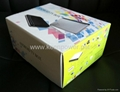 Google AndroidTV Box with Google Android 2.2/2.3/4.0 OS