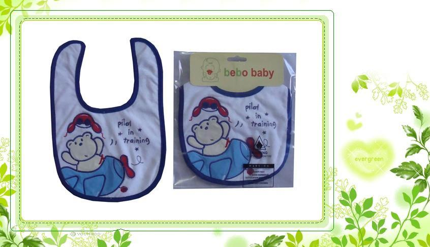 婴儿围兜,口水巾,围嘴 1
