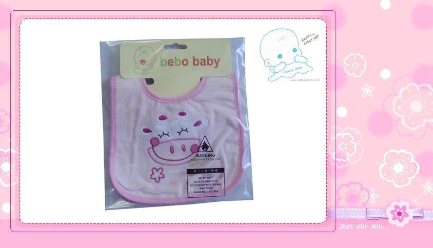 婴儿围兜,口水巾,围嘴 3