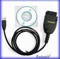 Vag com 908.1 vag com diagnostic cable