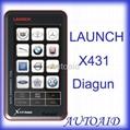 x431 diagun wireless scanner