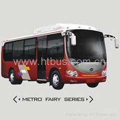 Ultra Low Floor Community Bus 7.2M-7.6M 10-24 Seats