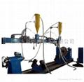 MUJ-1 roller building-up welding