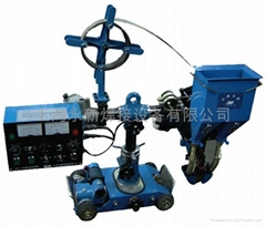 MU-1000 DC automatice submerged arc welding machine