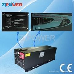 LED Inverter-Solar Inverter-Pure sine wave Solar Inverter with charger 1kw-6kw