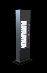 DK20 Cell Phone Charging Locker