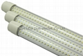 120pcs 3528 SMD LED T8 tube
