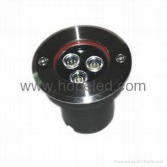 High Power 9w RGB LED lamp / RGB Ground lamp / 9W LED Floor lamp / led lighting