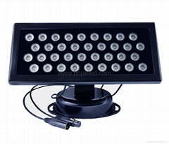 High power 36w Square LED wall washer